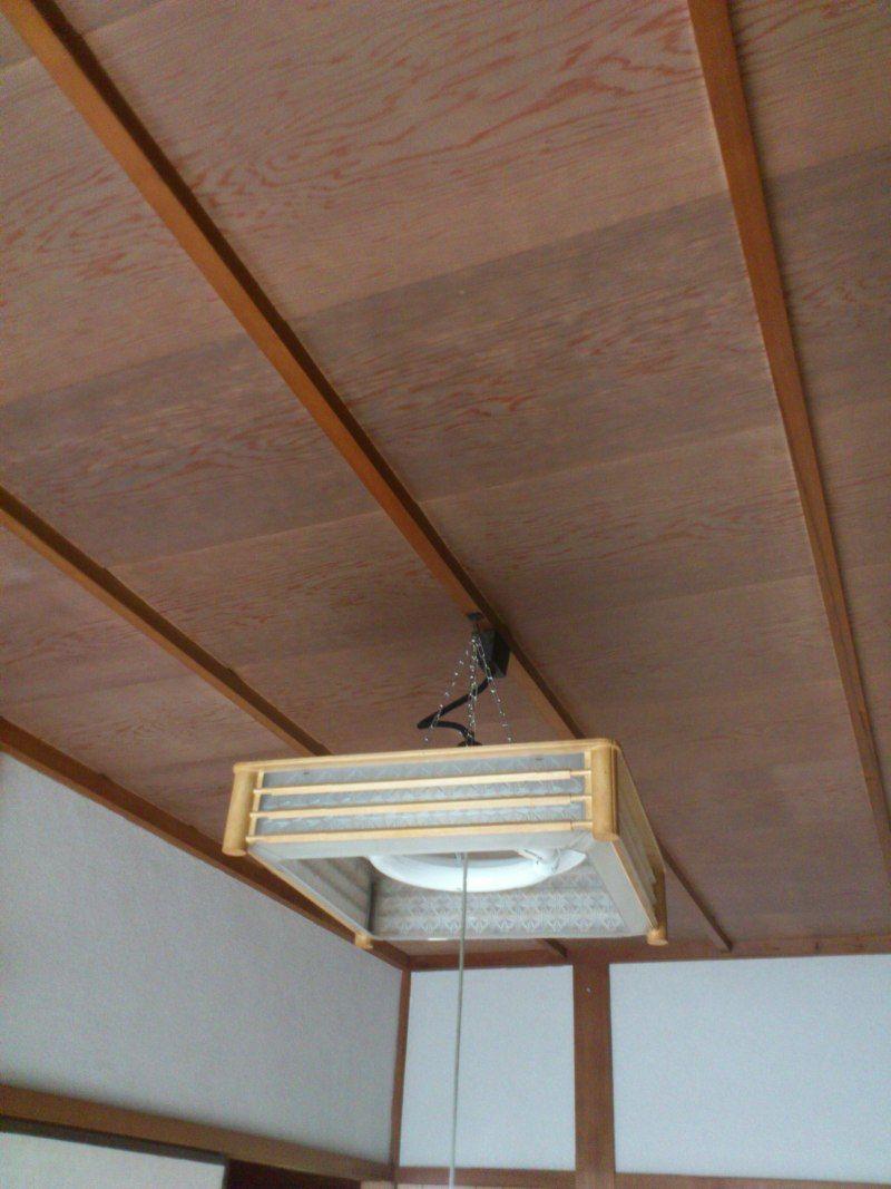 実家 和室diy 天井 中古住宅diy日記 和室 Diy 和室 天井 Diy 和室