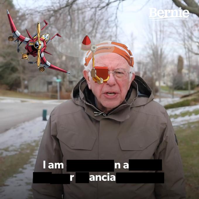 Pin On Bernie Sanders Memes