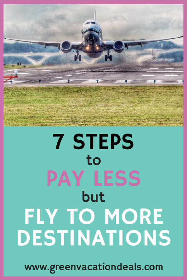 How to spend less money but fly to more destinations. 2 trips for price of 1. 7 steps to #savemoney on flights. Easy to use airfare tool helps you plan the perfect vacation. Pay less for international & domestic flying. Travel tips & advice #lovetravelling #flighttips #wanderlust #travelhacks #travelhack #cheapflights #traveltheworld #worldtravel #budgettravel #seetheworld #cheaptrip #budgettrip #budgetvacation #internationalflight #travelsavings #traveller #travels #travelling #smarttravel