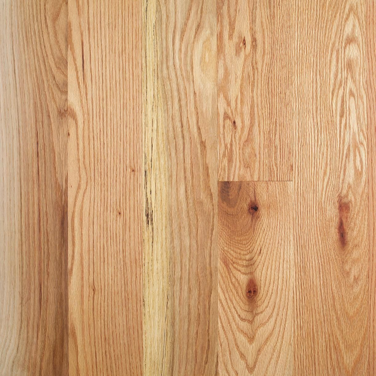 This Is Also Natural Red Oak In A 2 Grade Also Referred