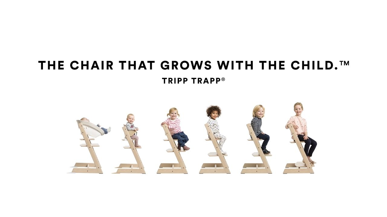 How To Use The Tripp Trapp High Chair From Stokke Stokke High Chair Stokke Stokke Tripp Trapp