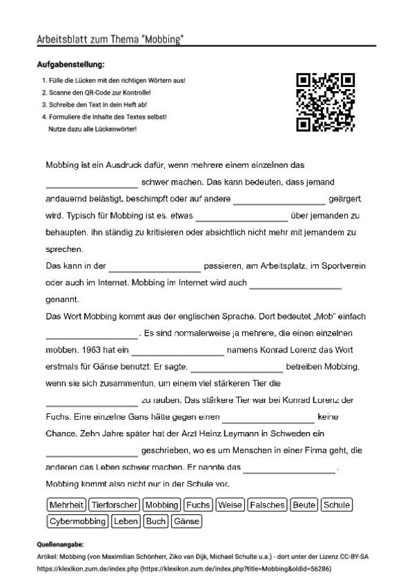Ausgezeichnet Mietaufwand Arbeitsblatt Zeitgenössisch - Super Lehrer ...