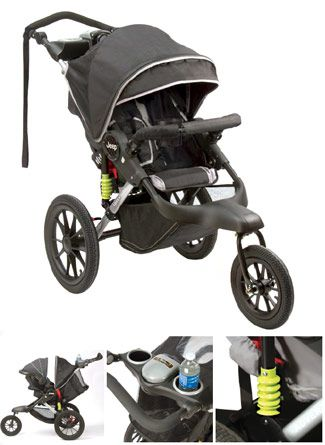 Introducing The Jeep Adventure Jogging Stroller 249 99 Jogging