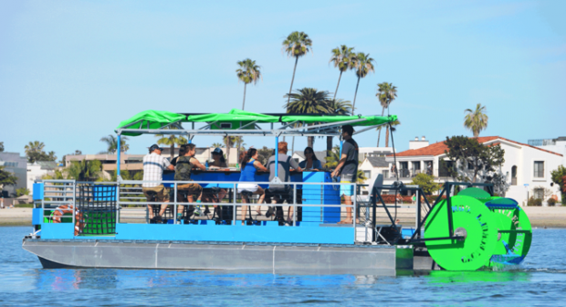 Brewboat Cle Paddle Drink 5 Things About The New Venture