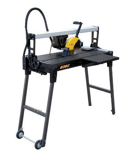 Save 97 Order Now Qep 83230 30 Inch Bridge Tile Saw With Water Pump And Stand