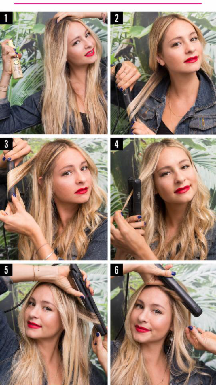 Pin By Cherry Solehah On Chatas How To Curl Your Hair Hair Styles Hair