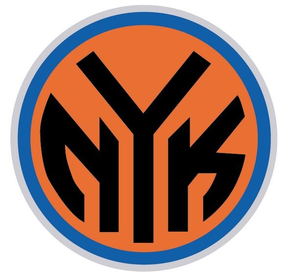 Nba New York Knicks Logo Eps File New York Knicks Logo Nba New York New York Knicks