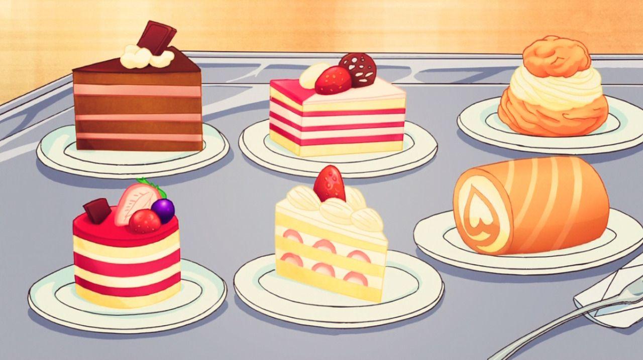 food wars food anime Google Search Food, Kawaii food