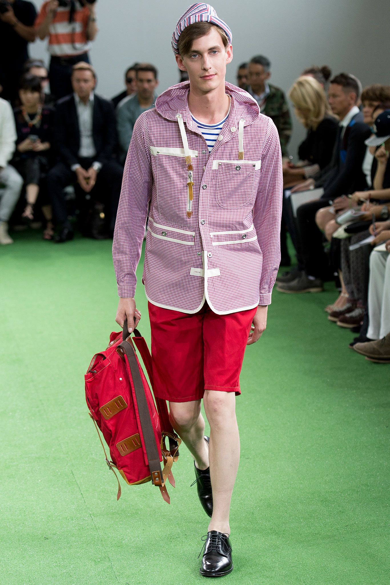 Junya Watanabe - Spring 2014 Menswear - Look 36 of 51