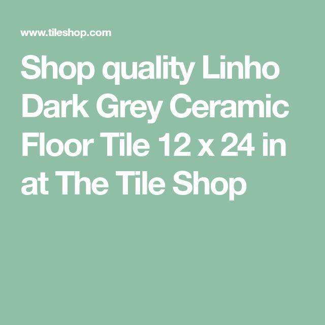 Quality Linho Dark Grey Ceramic