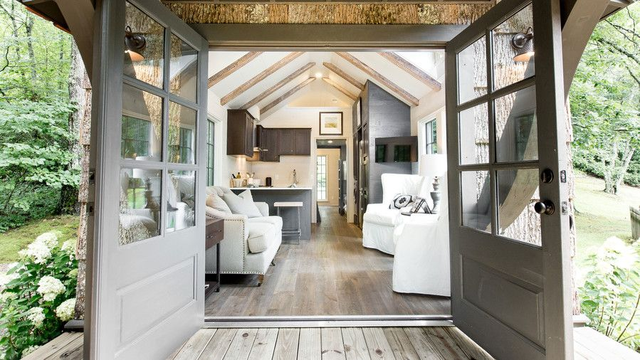 We Just Found The Tiny House Of Your Dreams Little Houses Tiny House Living Tiny House Interior