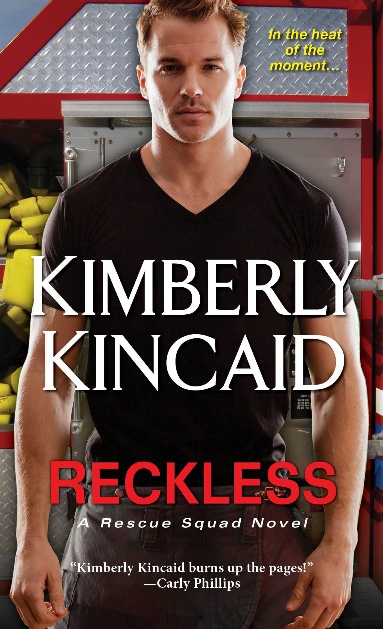 Cover Reveal: Reckless by Kimberly Kincaid