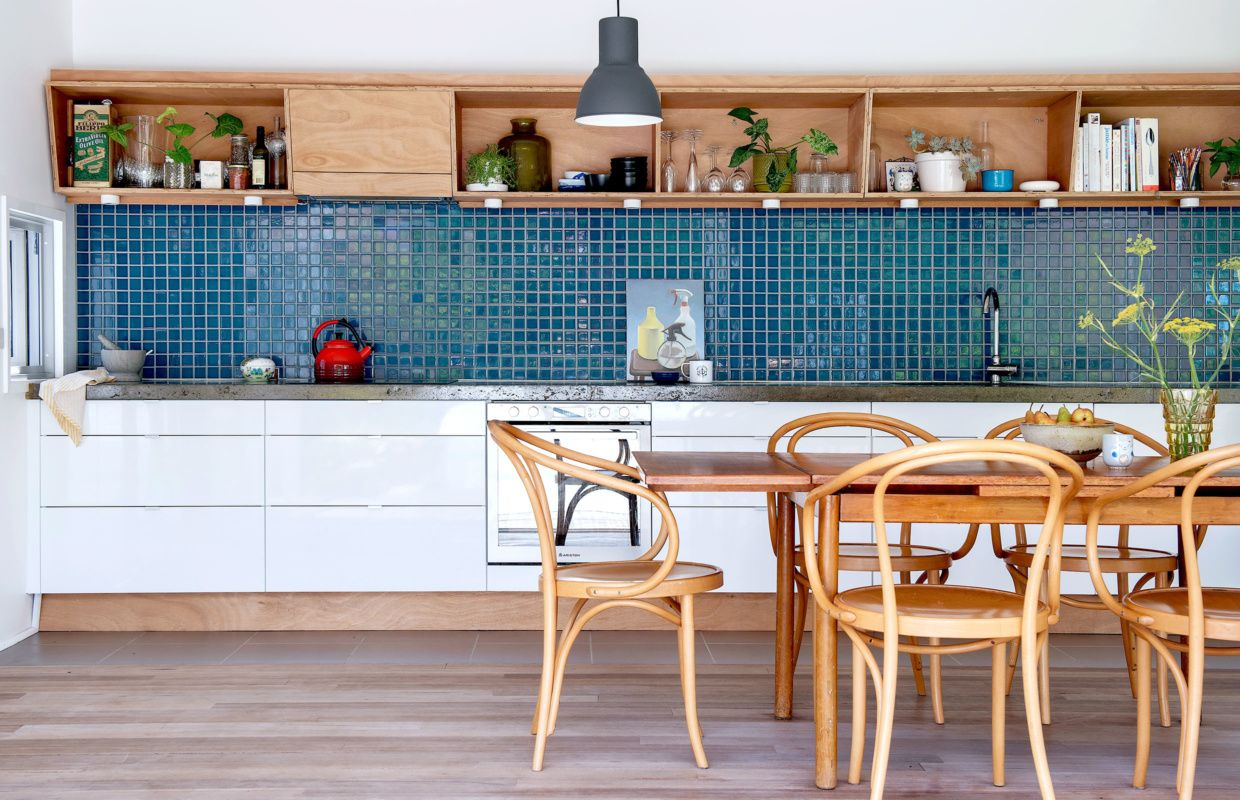 Anna Clippingdale, Nick Wild and Family — The Design Files ...