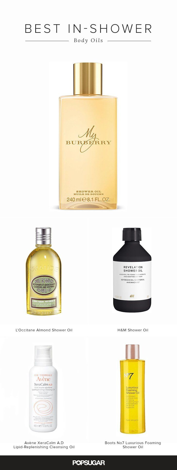 Shower Oil Is The Best Beauty Innovation For Dry Skin Since Oatmeal