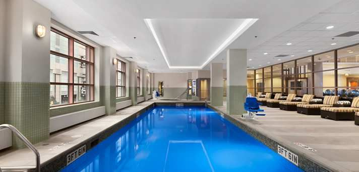 Embassy Suites Chicago - Downtown Hotel: Indoor Pool | The United ...