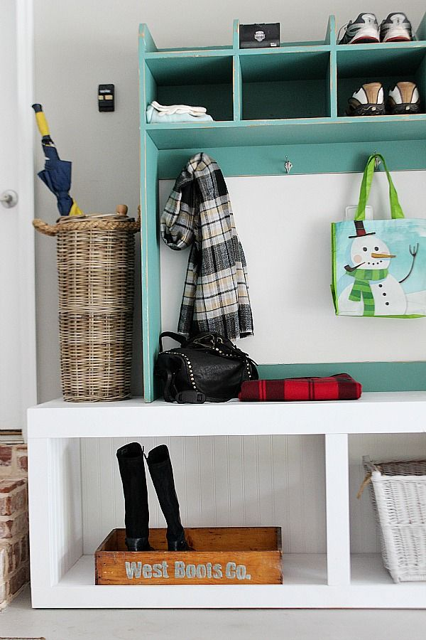 How to make a boot tray by up-cycling an old drawer. Personalize it with these easy to follow directions. No special tools needed for a vintage looking tray.