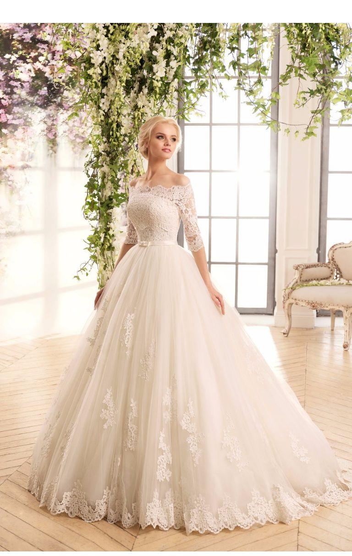 Wedding dress today