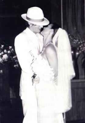 Demi Moore And Ashton Kutcher Celebrity Bride Celebrity Wedding Photos Demi Moore