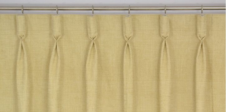 Goblet Pleat Heading Type With Images Curtains Custom Made