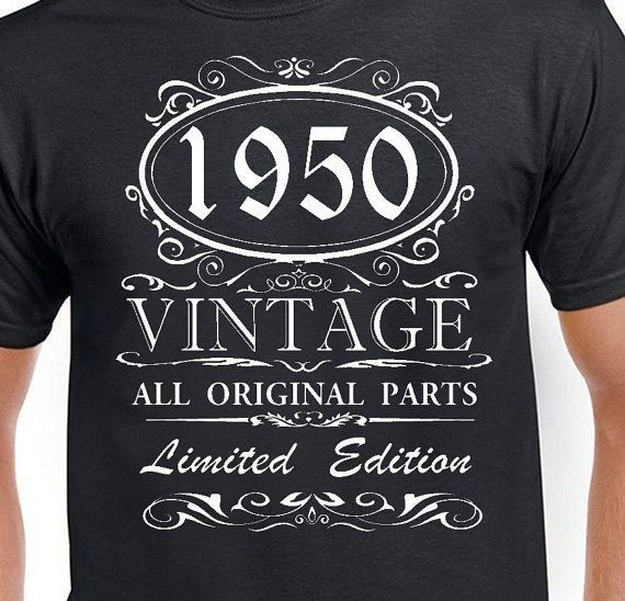 61st Birthday 1957 Distressed T-Shirt Gift Original Legend Since Year Of Choice