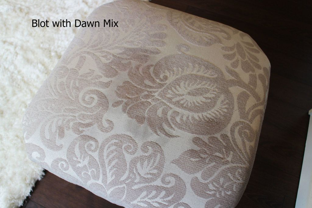 How to Remove Makeup Stains from Furniture Upholstered