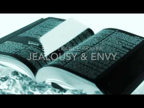 PRAYER | DEAL WITH SPIRIT OF JEALOUSY AND ENVY
