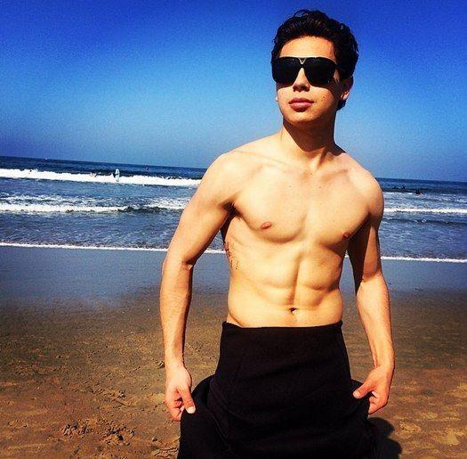 Austin jake shirtless t Young Gay