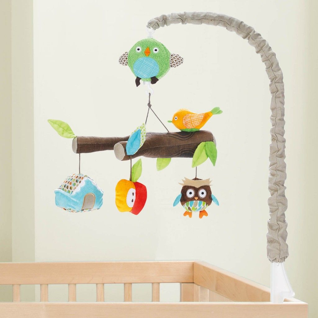 skip hop treetop friends musical crib mobile  baby  pinterest  - skip hop treetop friends musical crib mobile