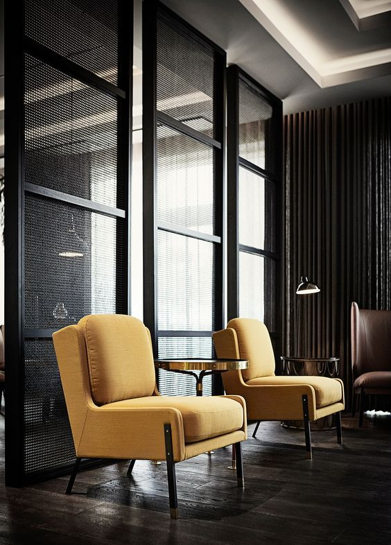 cool lounge chair pulljak lobby pinterest lobbies lobby