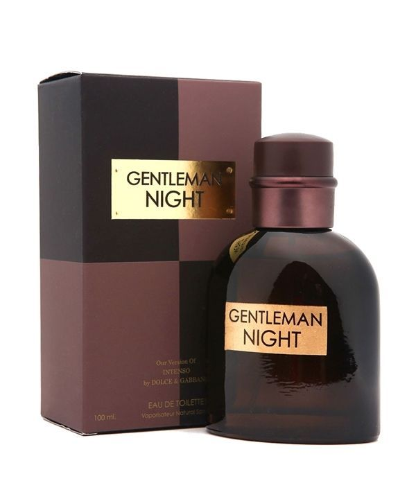 671aa813d8e4c GENTLEMAN NIGHT MEN S IMPRESSION 3.4 oz COLOGNE SPRAY BY DIAMOND COLLECTION  NEW…