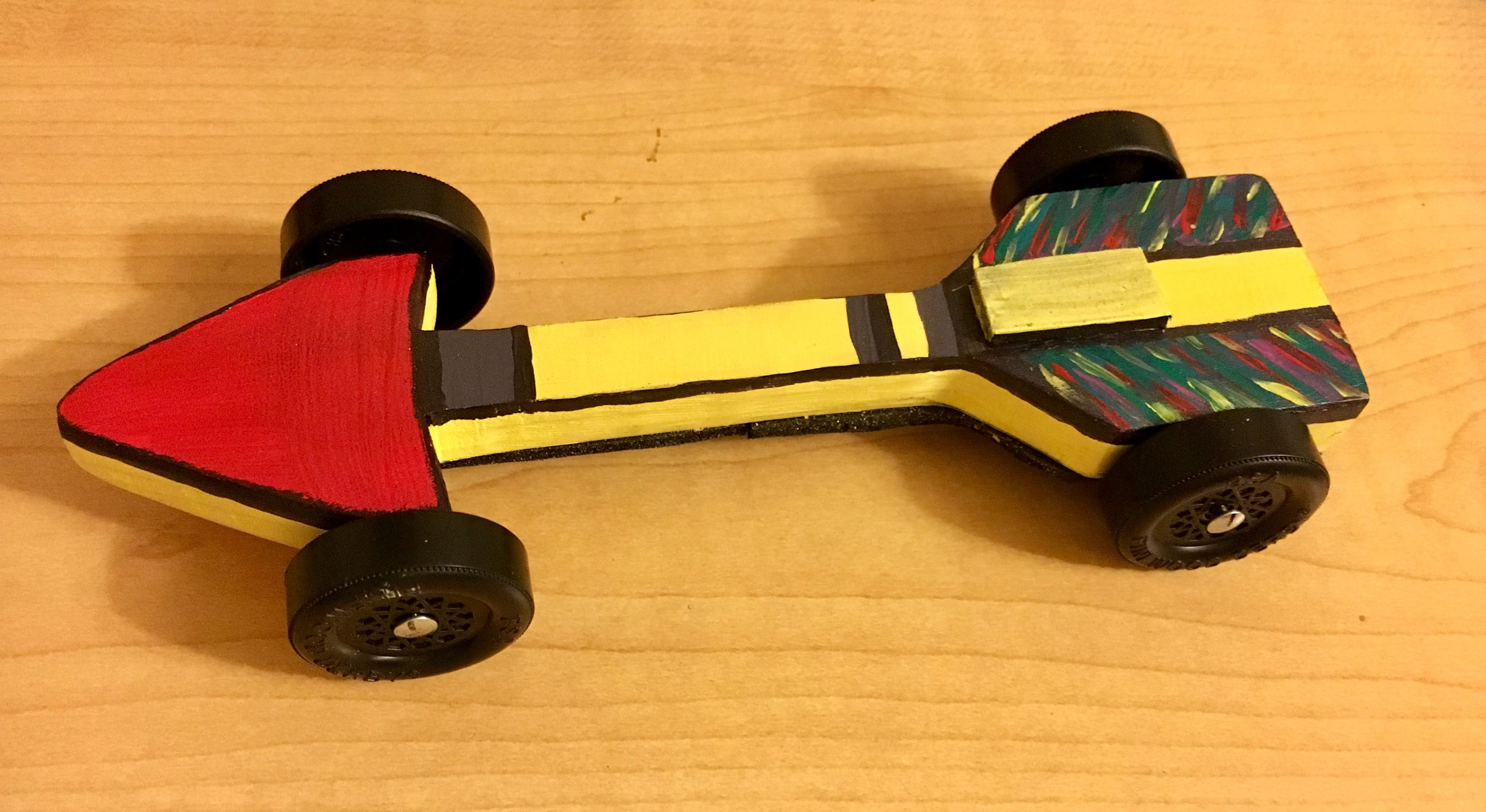 Pin On Pinewood Derby Cub scout pinewood derby template
