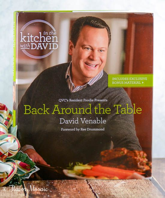 Back Around the Table - David Venable