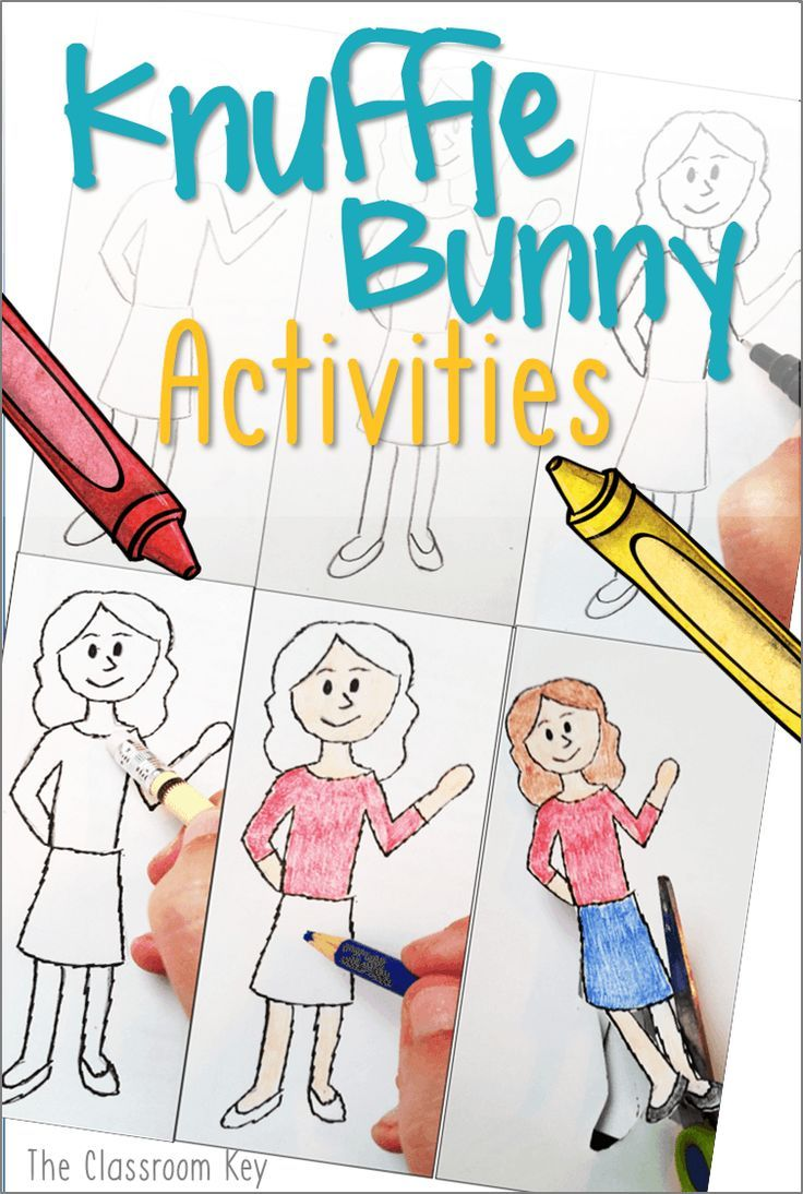 An Easy Comprehension and Art Activity for Knuffle Bunny ...