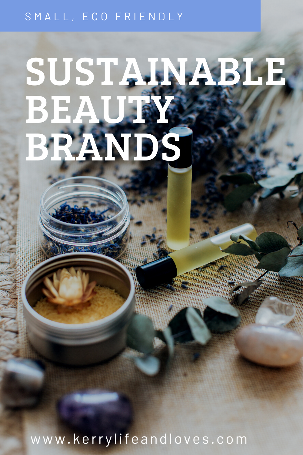 We are all trying to be a little more mindful when we make purchases. Beauty brands are stepping up and making it easier to buy more eco friendly items for our bathroom shelves. These sustainable beauty brands are producing some beautiful eco friendly and cruelty free products. #ecofriendly #ecoliving #crueltyfree #greenbeauty #sustainablebeautybrands