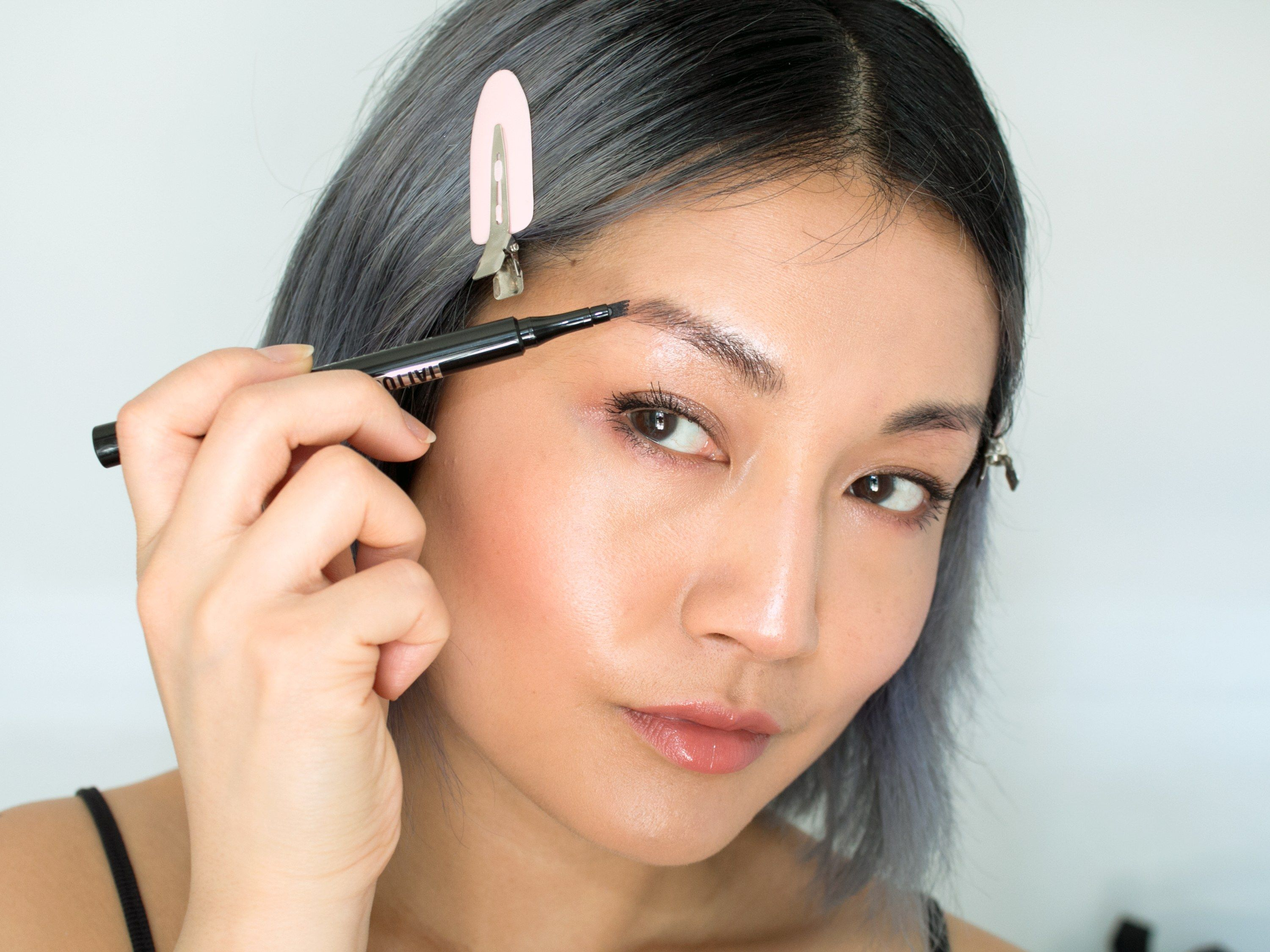 I Tried Maybelline's Viral Brow Pen and It's Almost Like