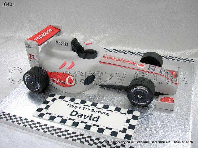 Typical Race Car Logos