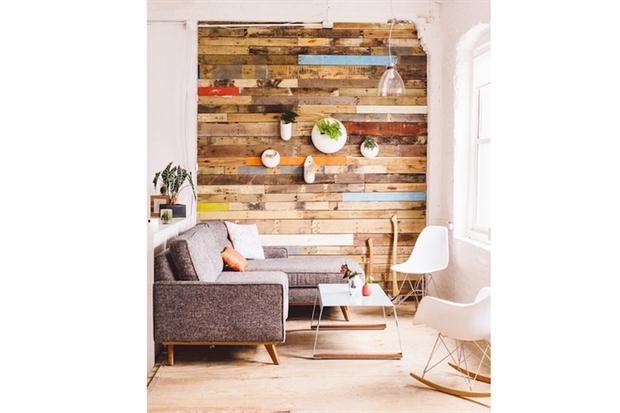 Animate a revestir tus paredes con madera Madera, Espacios y - decoracion con madera en paredes