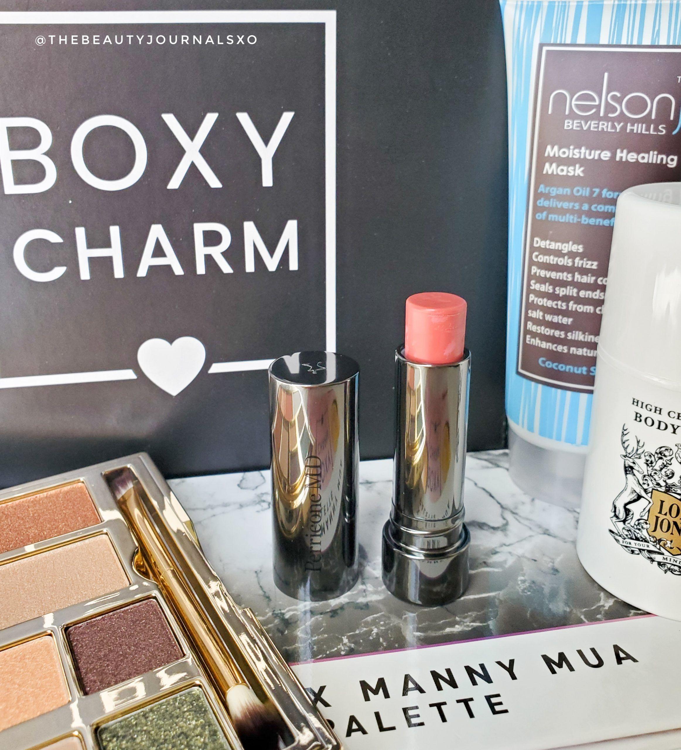 Perricone MD No Makeup Lipstick Boxycharm Premium July