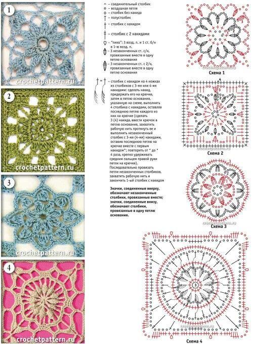 Häkelschrift | Crochet and knitting | Pinterest | Häkelschrift ...