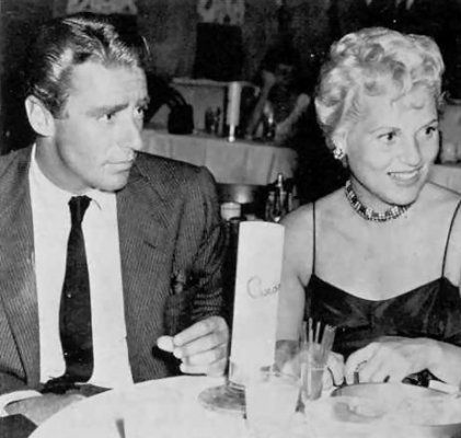 ciro's Judy Holliday and Peter Lawford (With images) | Hollywood pictures, Judy holliday, Hollywood