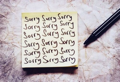 Saying Sorry Status For Whatsapp Quotes In English English