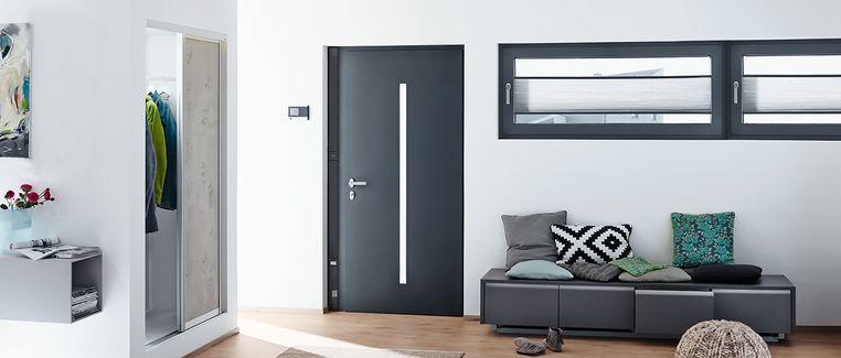 Afbeeldingsresultaat voor drzwi wejściowe aluminium | Stalen ...
