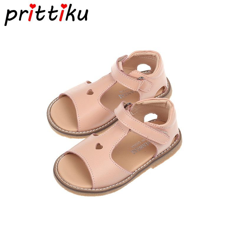 2f2d0c8dd977 Find More Sandals Information about Summer 2018 Baby Toddler Girls Real  Leather Sandals Little Kid T