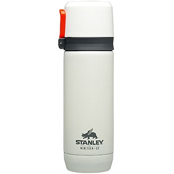 Stanley Nineteen13 vacuum sealed insulated, BPA-free thermos in stormtrooper.