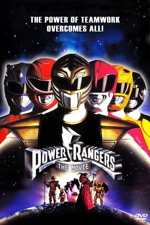 Power Rangers The Movie Power Rangers Tokusatsu Filmes