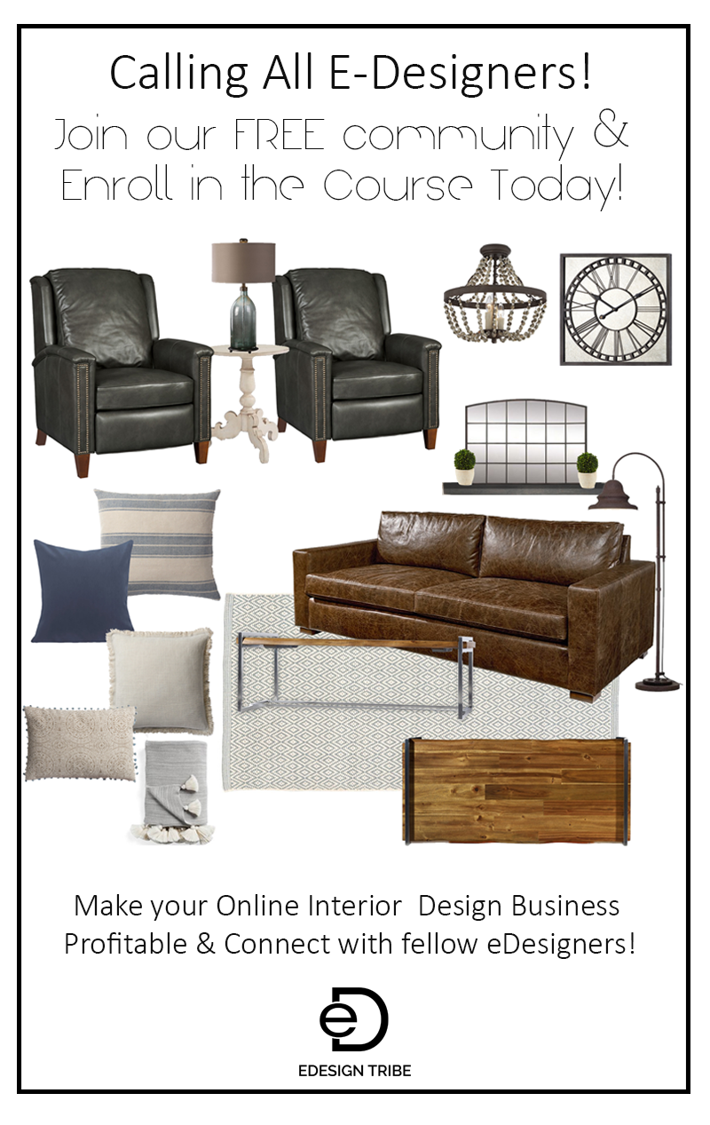 Calling All Edesigners Join Our Free Online Interior Design Community And Enroll In The Edesig Online Interior Design Interior Design Interior Design Business
