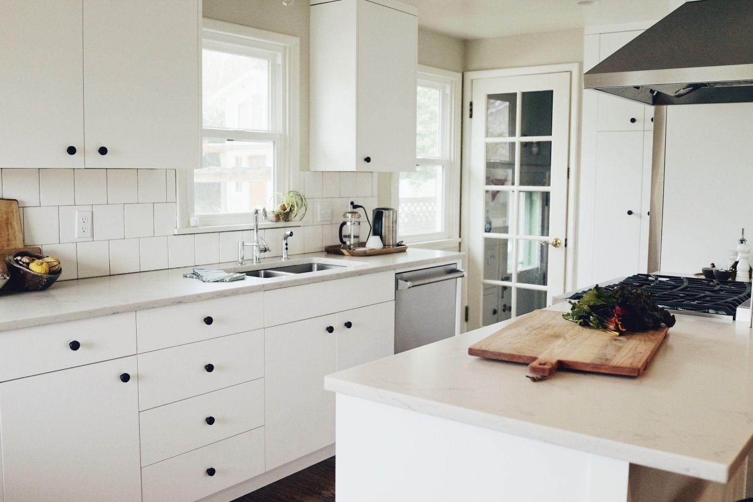 Kitchen Of The Week A Family Kitchen In Seattle Budget Edition Remodelista Home Kitchens Kitchen Decor Kitchen