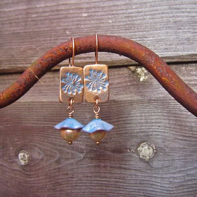 Art Jewelry Elements: Variation On A Theme...