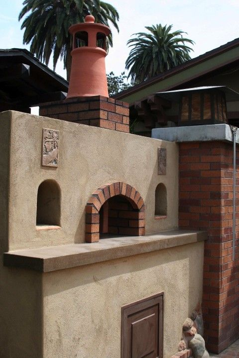 Pizza Oven Photo | Los Angeles Pizza Oven (1)