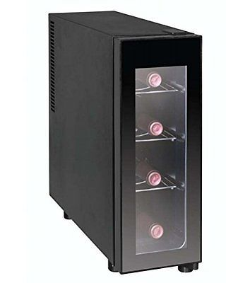 Wine Fridges And Cellars 177750 Vertical Mini Wine Cooler 4